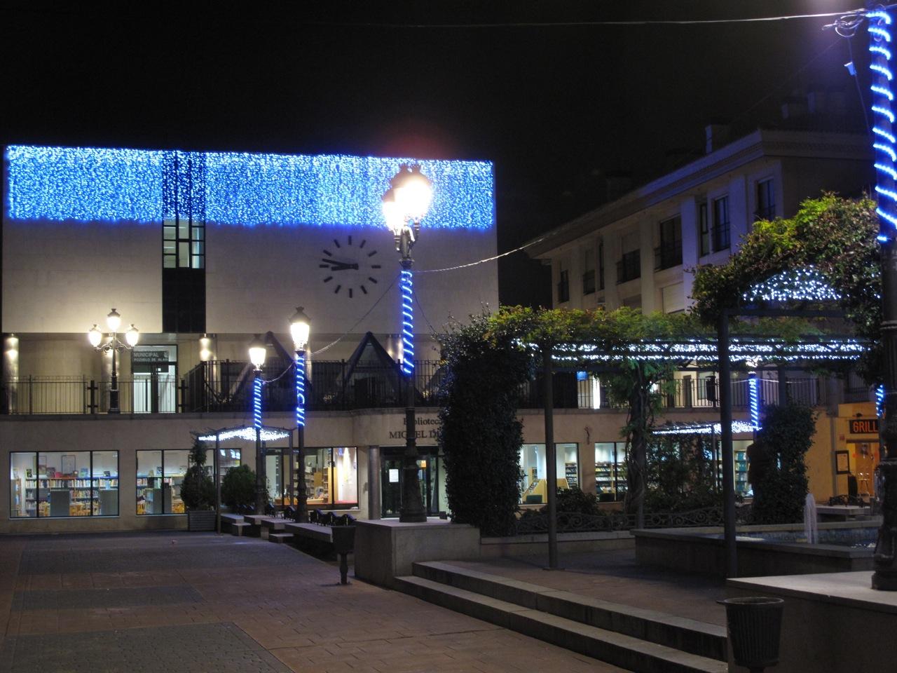 Galería En Pozuelo - Encendido de las luces de Navidad 2016 en ... 1b872146e475e