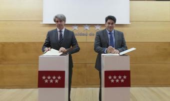 La Comunidad de Madrid hará accesibles las paradas de autobús interurbano en 110 municipios