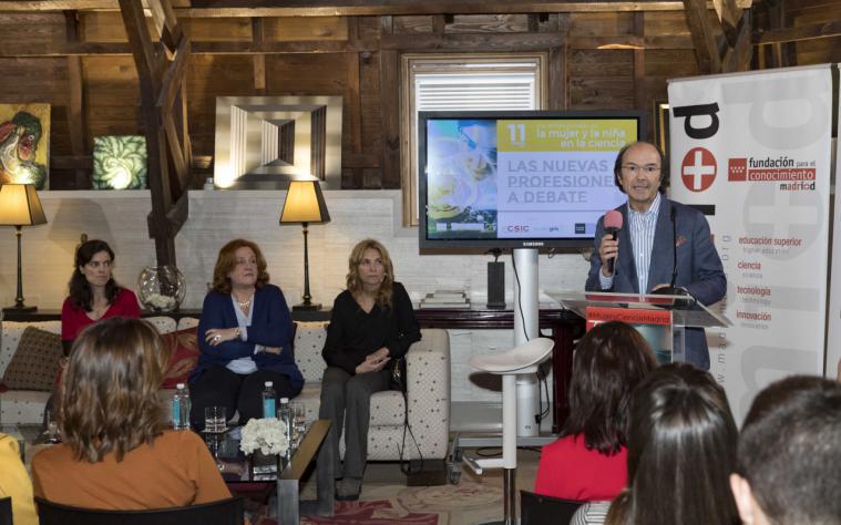 """La Comunidad de Madrid pide """"que no se tire por la borda el talento femenino"""" y que las mujeres se decanten por estudios STEM"""
