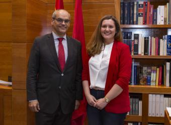 Una profesora madrileña gana el Premio Mejor Docente de Formación Profesional de España 2018