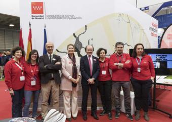La Comunidad de Madrid busca en AULA potenciar el papel excelente de las universidades como centro del talento