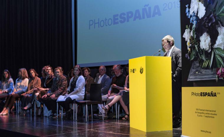 La Comunidad participa, un año más, en la programación del festival PHotoESPAÑA