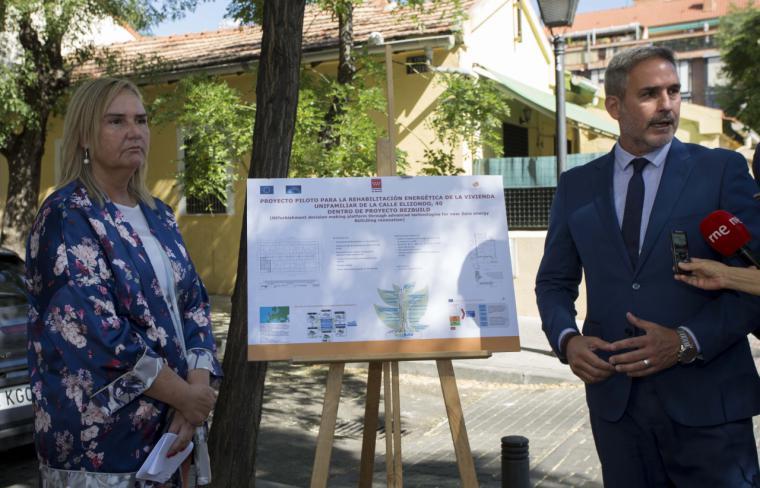 La Comunidad de Madrid apuesta por viviendas de consumo energético prácticamente nulo