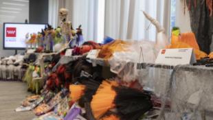 La Comunidad de Madrid retira cerca de 3.000 productos para garantizar la seguridad en Halloween