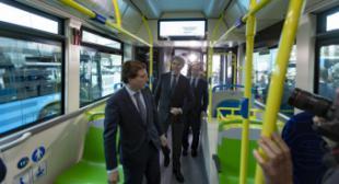 La Comunidad de Madrid promueve la movilidad sostenible con las líneas 'Cero' de la EMT que atraviesan el centro de la capital