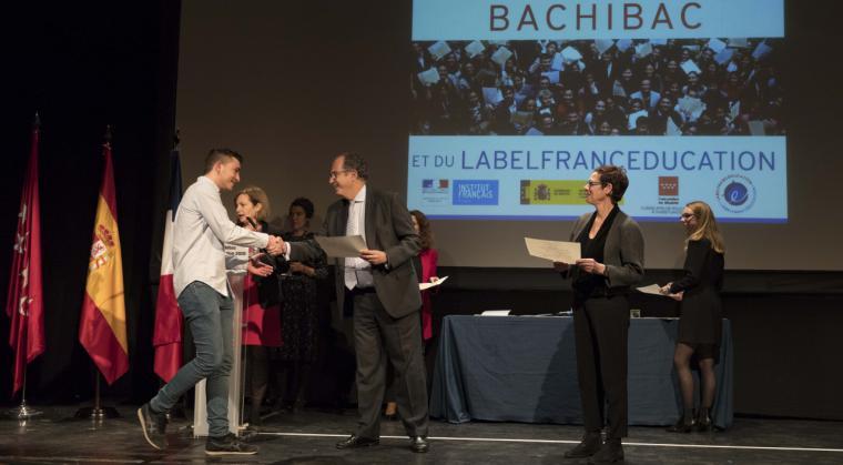Más de 150 alumnos de la Comunidad de Madrid han superado con éxito el Bachillerato español-francés Bachibac el pasado año