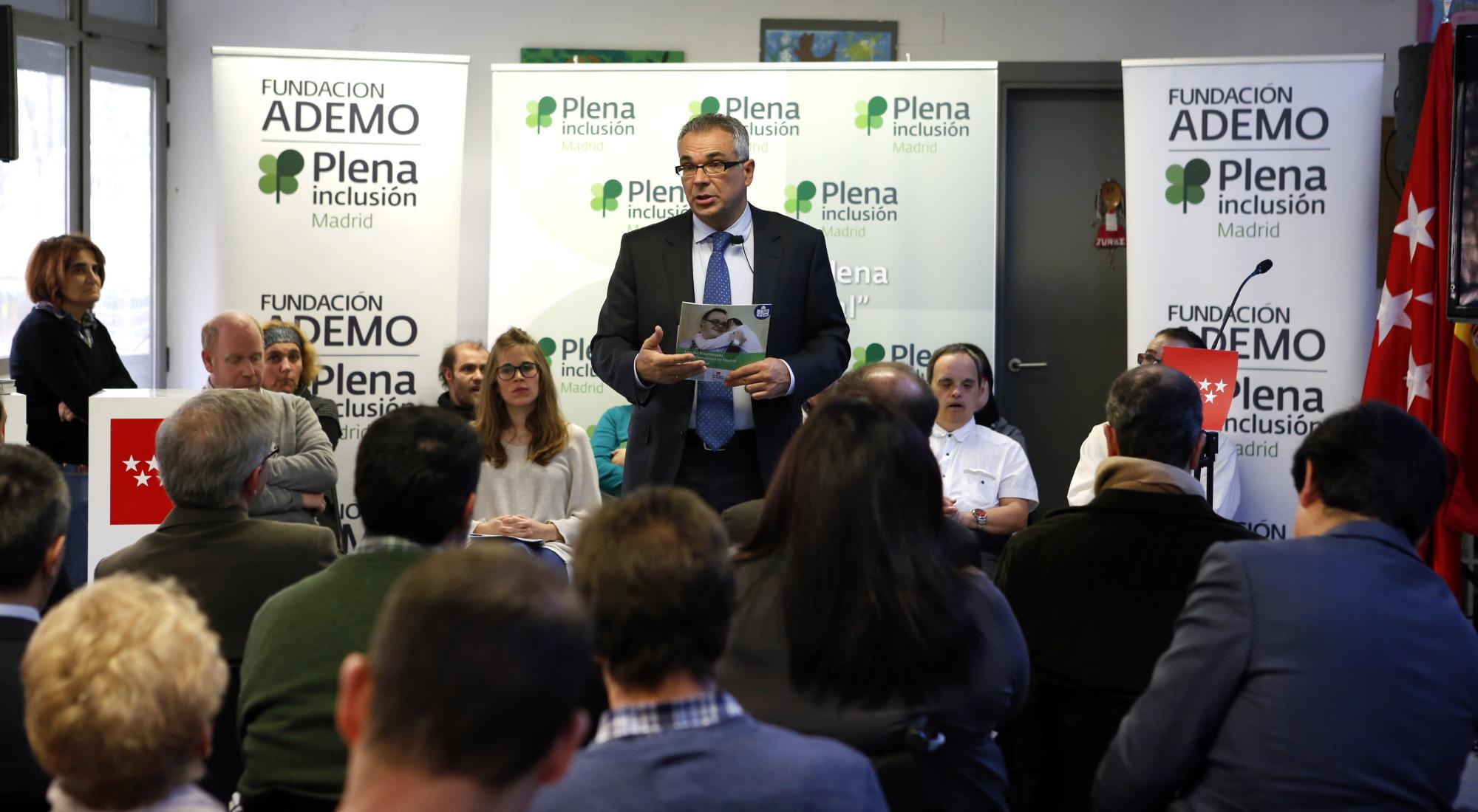La Comunidad De Madrid Fomenta El Voluntariado Entre Las ...