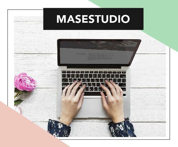 MASESTUDIO Estudio de diseño web y gráfico