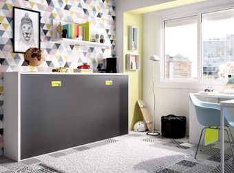 Gana espacio en tu hogar con una cama abatible
