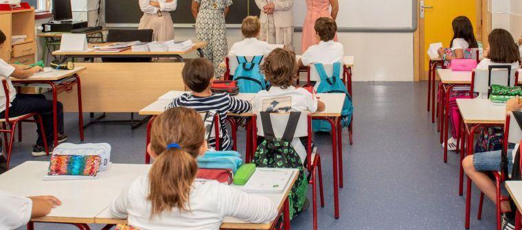 La Comunidad destaca el esfuerzo realizado para garantizar que los centros escolares sean lugares seguros donde se imparta una educación de calidad
