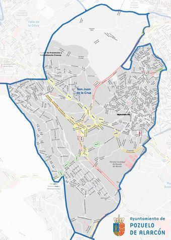 Se amplían una semana más las restricciones en la Zona Básica de Salud San Juan de la Cruz