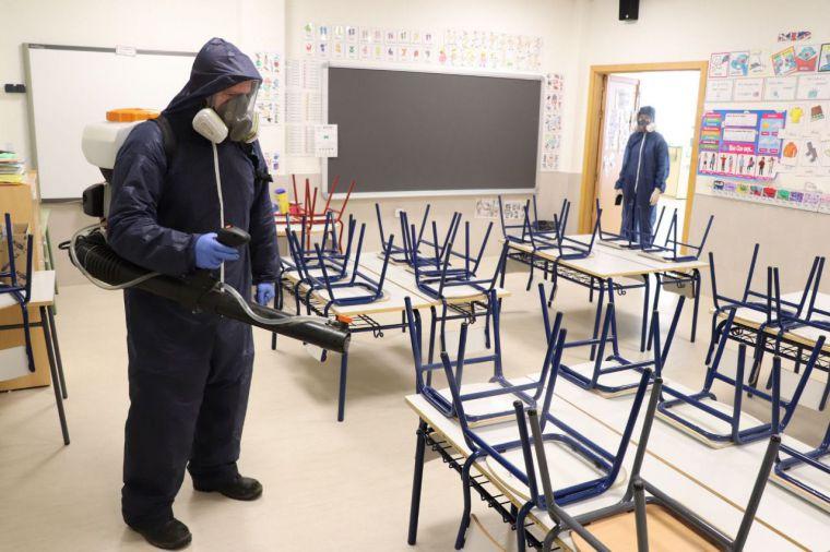 CCOO: 'Sin las medidas que garanticen la seguridad y la salud, hay que retrasar la vuelta a las aulas en Madrid'