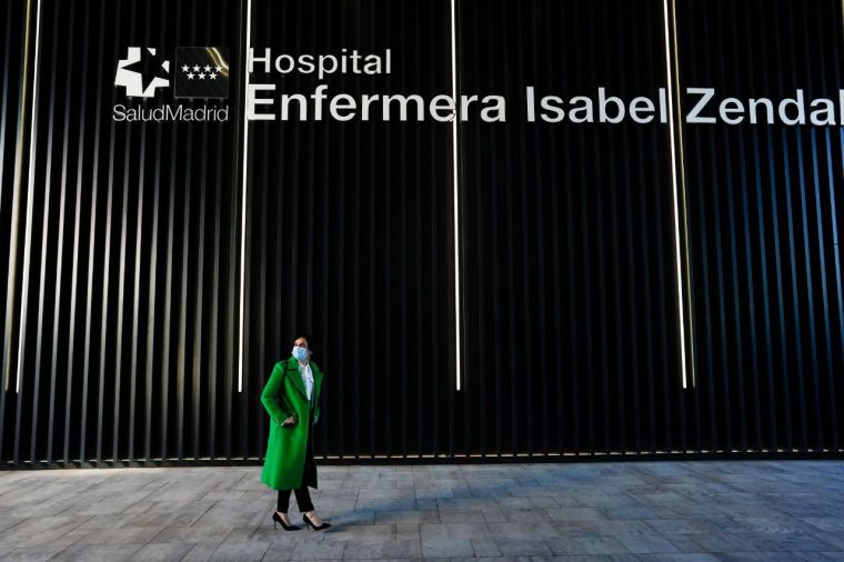 La Comunidad de Madrid incorpora una Unidad de Rehabilitación Integral post-COVID en el Hospital público Enfermera Isabel Zendal