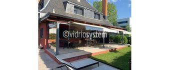Cerramientos de terraza o porche para aprovechar el verano al máximo