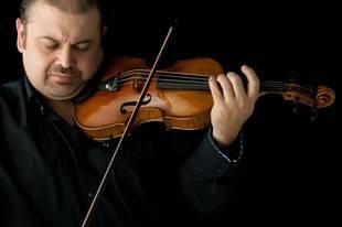 El violinista Manuel Guillén, jurado del concurso