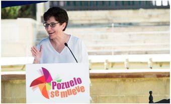 Susana Perez Quislant, alcaldesa de Pozuelo de Alarcón