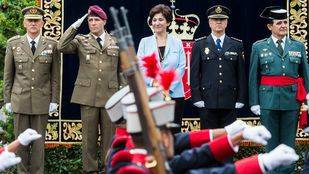 Pozuelo celebra un gran acto de homenaje a la Bandera de España