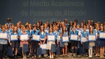 El Ayuntamiento de Pozuelo reconoce la Excelencia y el Mérito Académico