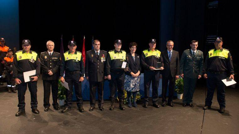 La Policía Municipal de Pozuelo celebra el día de su Patrona, la Virgen del Remedio
