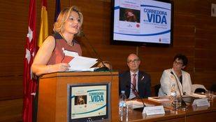 Chadia Chaouch presenta su libro en Pozuelo