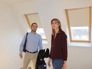 El Ayuntamiento entrega 18 viviendas a jóvenes de Pozuelo