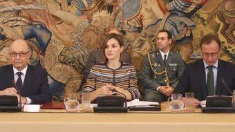 Reunión del Consejo del Real Patronato sobre Discapacidad. Foto: Casa de S.M. el Rey