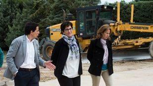 Mejora el acceso a La Cabaña en Pozuelo