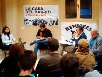 Somos Pozuelo celebra un debate sobre la crisis de refugiados