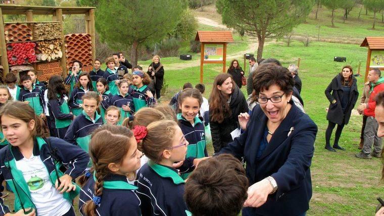 Pozuelo a la cabeza de colegios españoles implicados con el Medio Ambiente