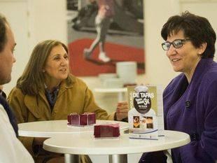 La alcaldesa visita algunos restaurantes de Pozuelo de Tapas