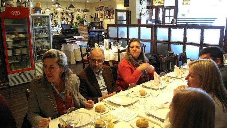 La Asociación de Mujeres Empresarias de Pozuelo se adelanta a la Navidad