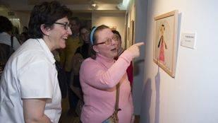 Pozuelo celebra con arte el Día de las Personas con Discapacidad