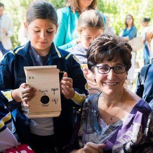 El CREAS de Pozuelo recibe un premio en la Cumbre del Clima de París