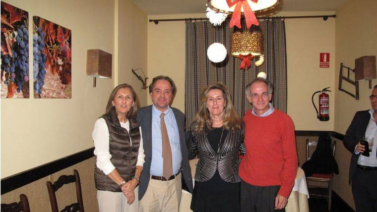La Asociación de Mujeres Empresarias de Pozuelo celebra el Cóctel de Navidad