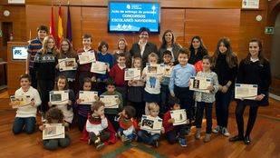 Las Acacias, premio al Belén Escolar más popular de Pozuelo