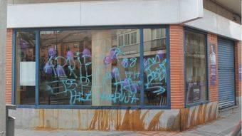 Somos Pozuelo denuncia un nuevo ataque a La Casa del Barrio