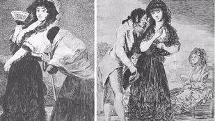 Goya visita Pozuelo