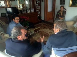 Somos Pozuelo pide el apoyo del Ayuntamiento para frenar el desahucio de José y Petra
