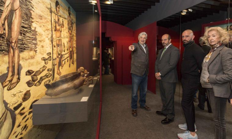 """Rollán: """"La Comunidad sigue acogiendo exposiciones de carácter único e internacional"""""""