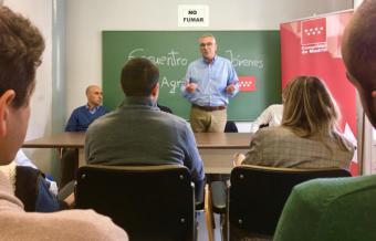 La Comunidad destina 3 millones a ayudas a la incorporación de jóvenes al campo madrileño