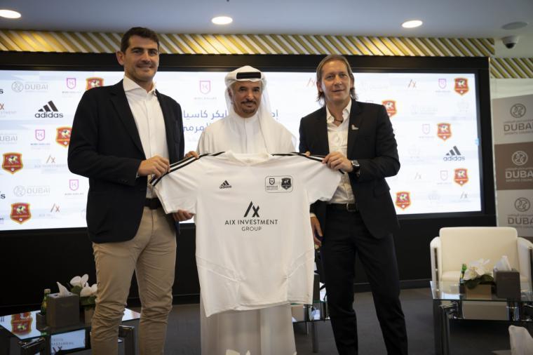Presentada la primera Iker Casillas Academy en Dubái