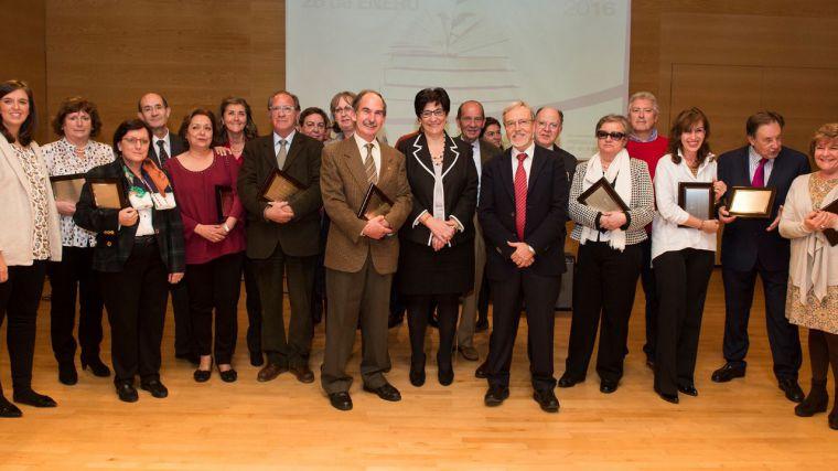 El Ayuntamiento de Pozuelo reconoce la labor de los profesores