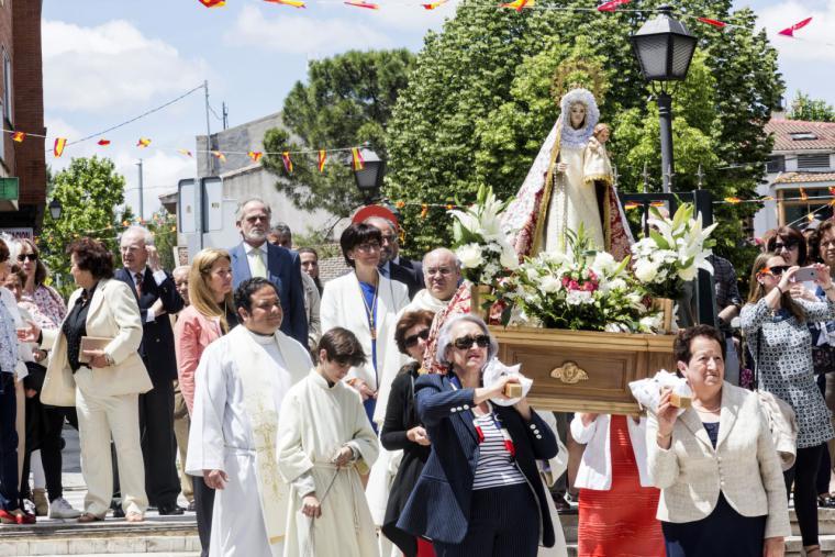 Finalizan las fiestas del barrio de Húmera de Pozuelo de Alarcón
