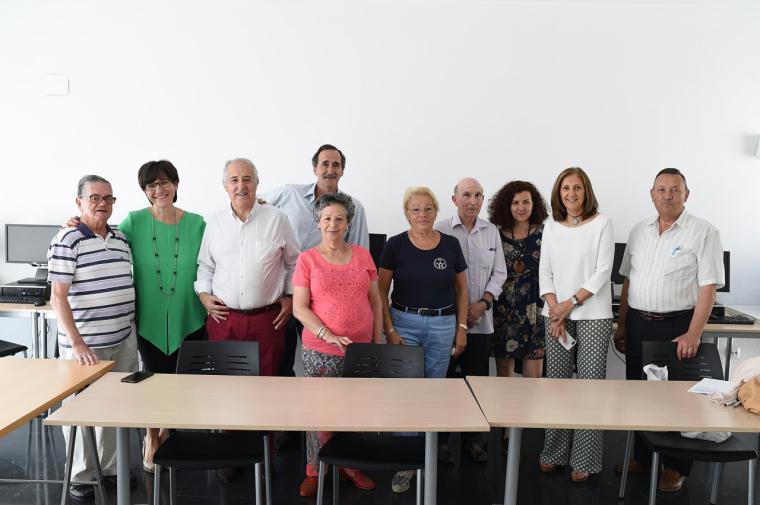 Recta final de los talleres del Centro Municipal de Mayores de Prados de Torrejón