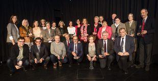 """El Ayuntamiento rinde homenaje en el """"Día del Docente"""" a los profesores de Pozuelo que se jubilan este curso"""
