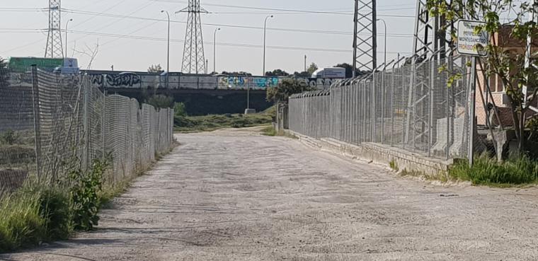 """Bascuñana: """"El PP se olvida de La Cabaña, que seguirá sin rotonda de salida a la M40 por el sureste"""""""