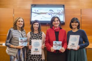 El Ayuntamiento edita un cuento infantil que sensibiliza a los más pequeños sobre la violencia de género