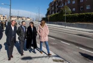El Ayuntamiento mejora la conexión entre Pozuelo y Aravaca con la apertura de la Avenida del Talgo