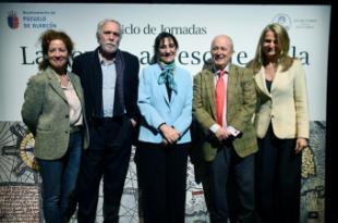 Finaliza con gran éxito de convocatoria el ciclo sobre la historia de España que ha abarrotado el MIRA Teatro de Pozuelo toda la semana