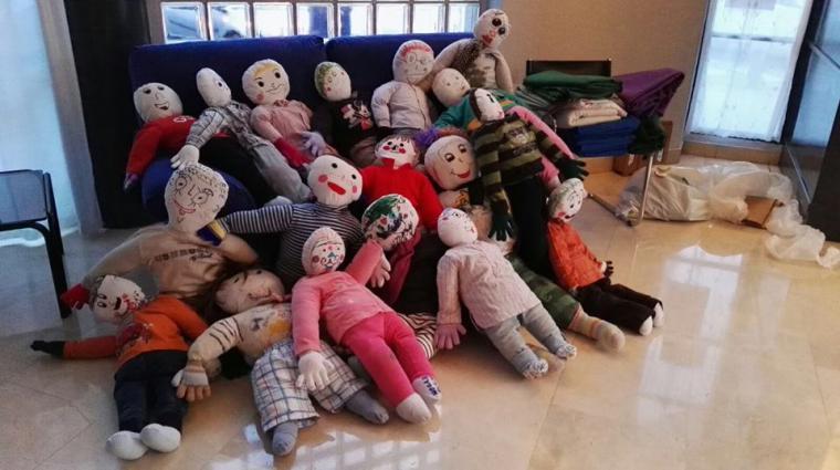 Más de 300 escolares de Pozuelo aprenden sobre el Manteo del Pelele, una de las tradiciones más arraigadas de Pozuelo